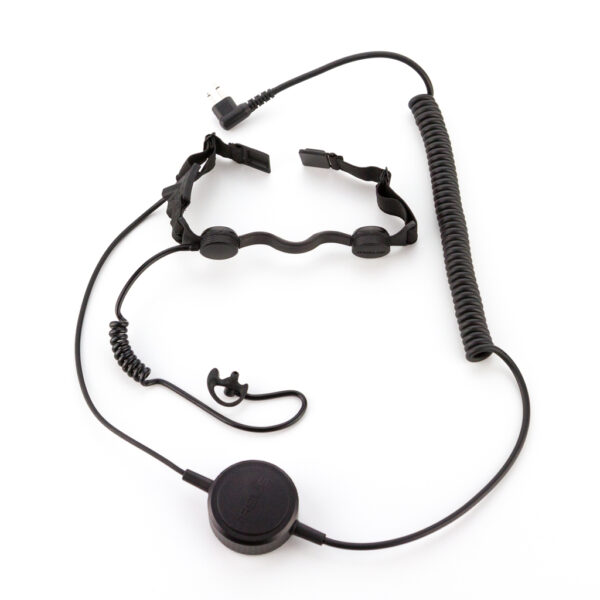 Sniper Pro 2 Throat Mic Headset