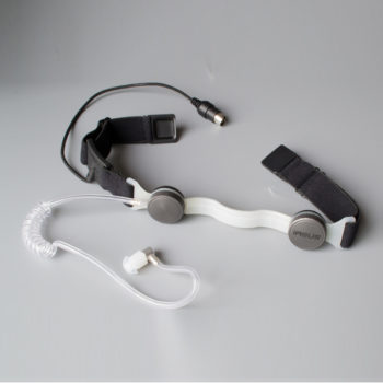 NT3-R Throat Mic Headset
