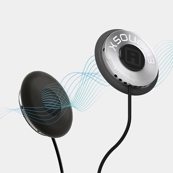 helmet speaker xsound 3 iasus concepts