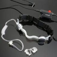 NT3 Throat Mic Headset