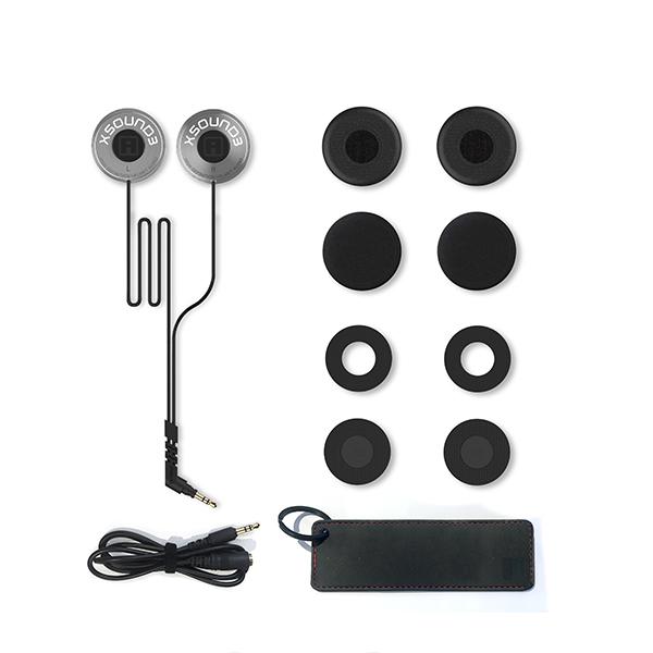 xsound 3 helmet speaker package