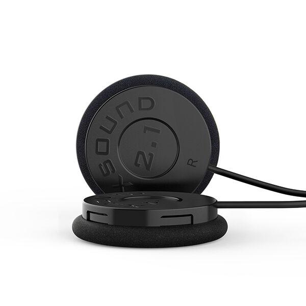 iasus concepts helmet speaker xsound 2.1 a