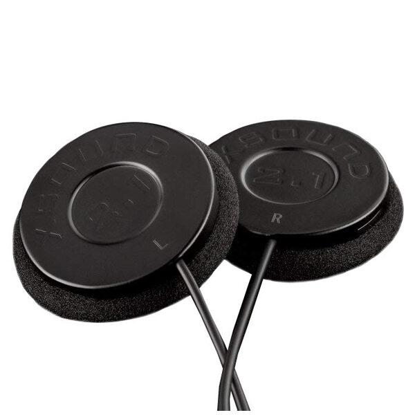 helmet speaker with bass