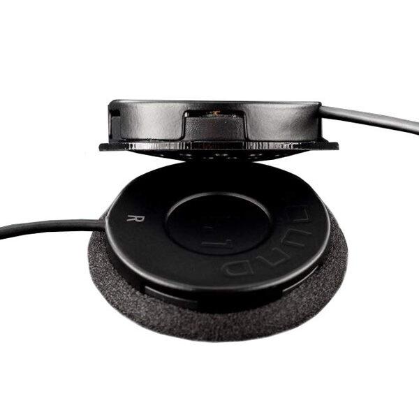 black helmet speaker