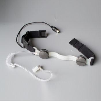 NT3-R Throat Mic Headset