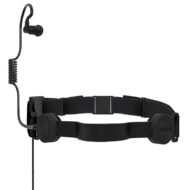NT3-R BK2 Throat Mic Headset