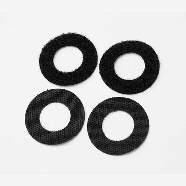 helmet speaker velcro sticker