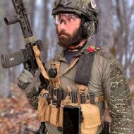 Sniper Pro II Custom Throat Mic for Sonim