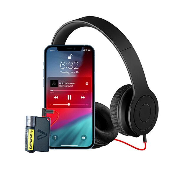 small music headphone amplifier