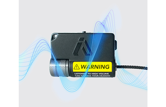 mobile amplifier for high volume boost